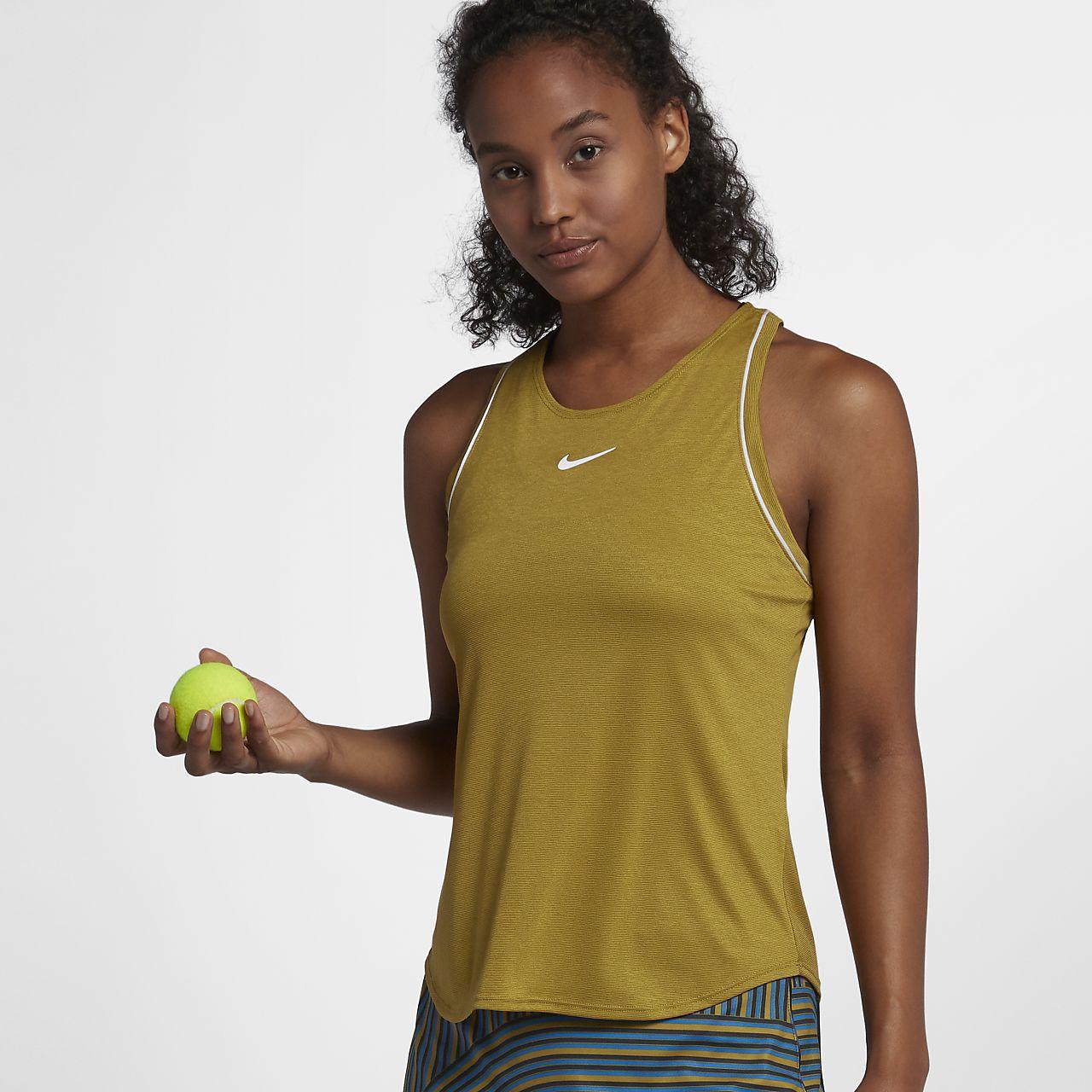 De Dri Tennis Be Nikecourt Fit Débardeur Pour Femme 7FqdOwOxS
