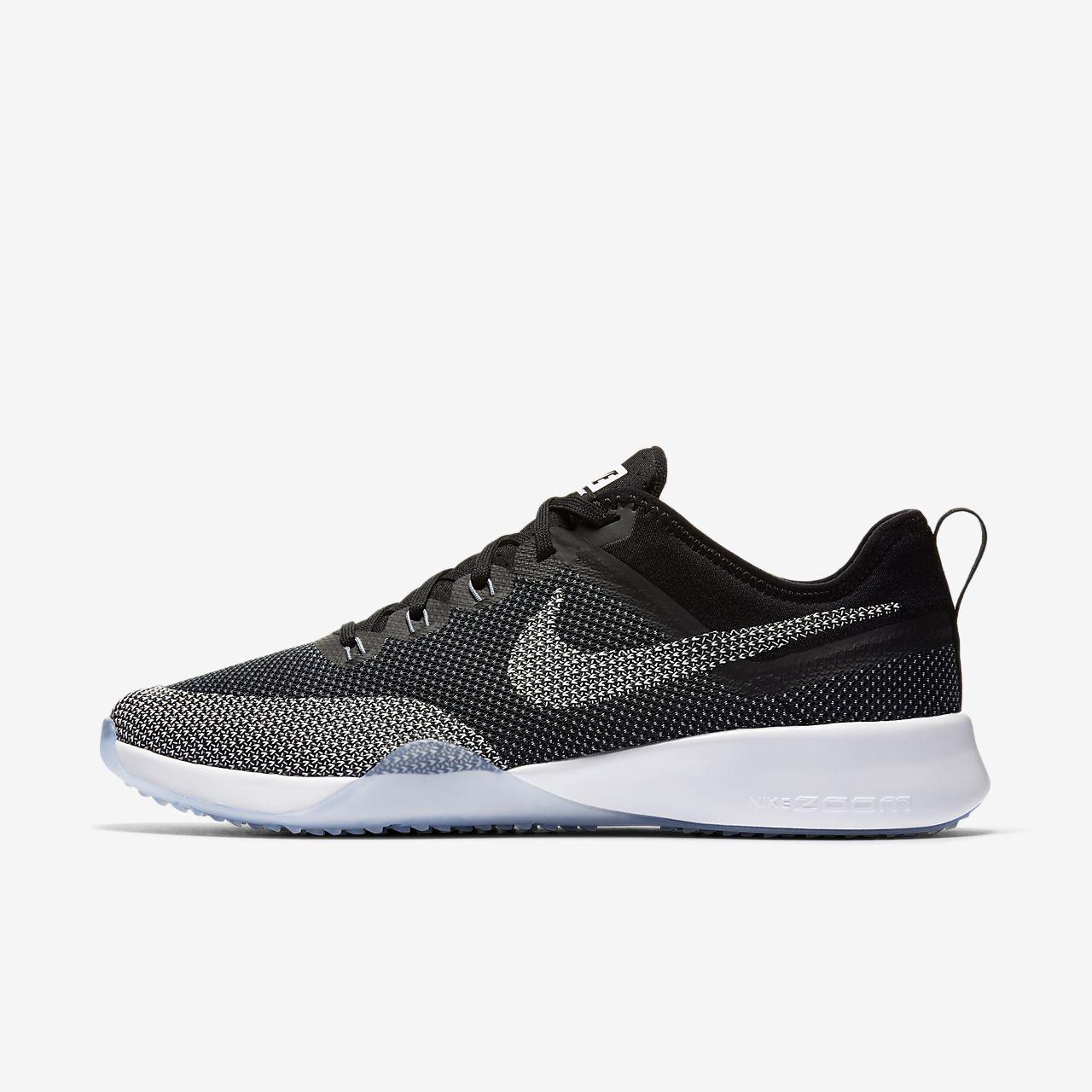 Nike Beste Qualität Weiß Nike Workout Schuh Air Zoom