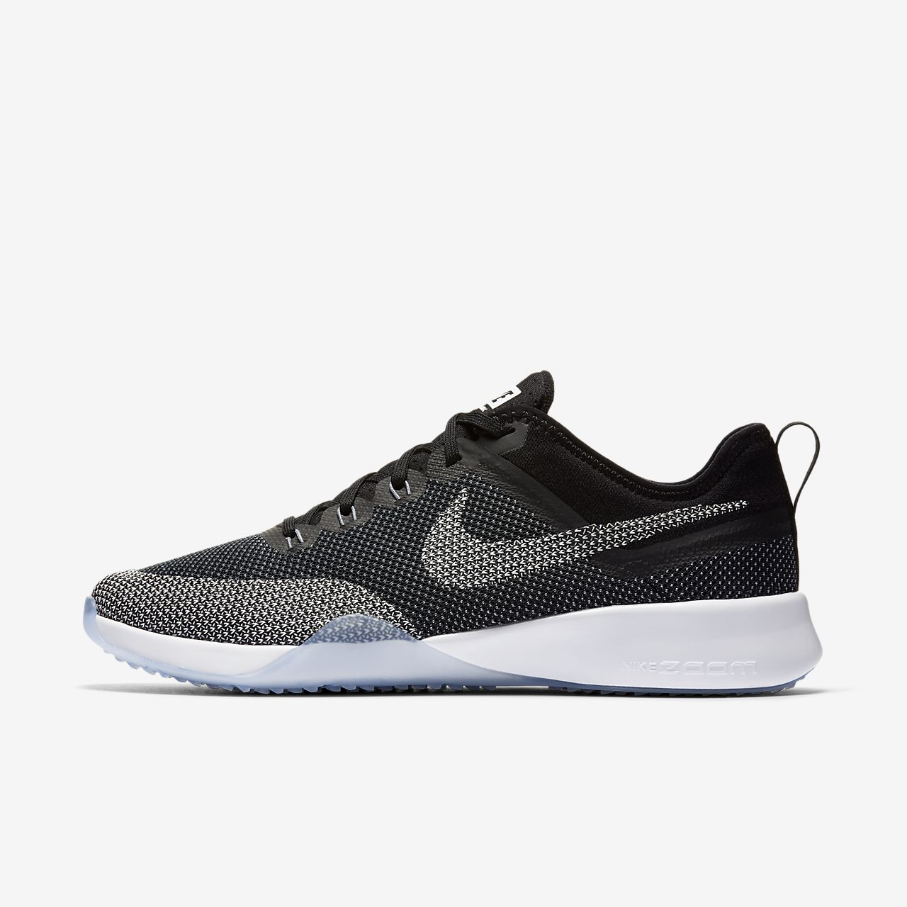 Nike Zoom Fitness Women's Training Shoes White/Black mN3141Q