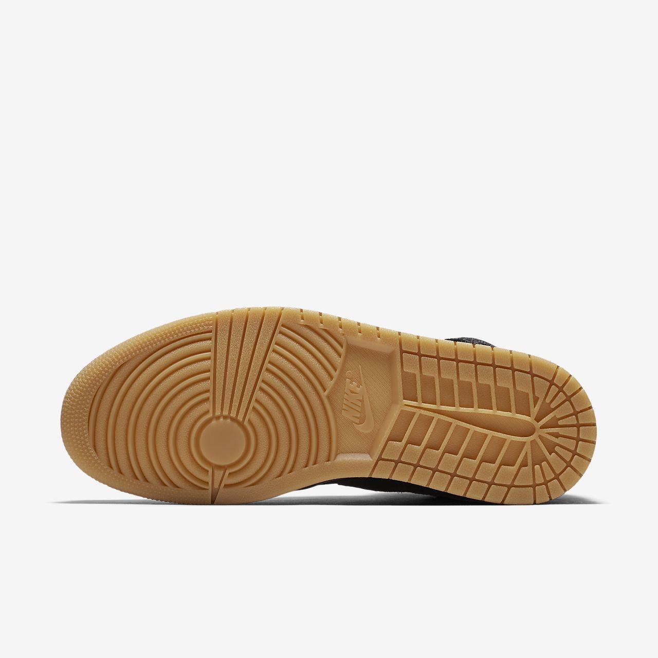 new style 52c32 e62d2 ... Chaussure Nike Air Jordan 1 Retro High Premium pour Femme