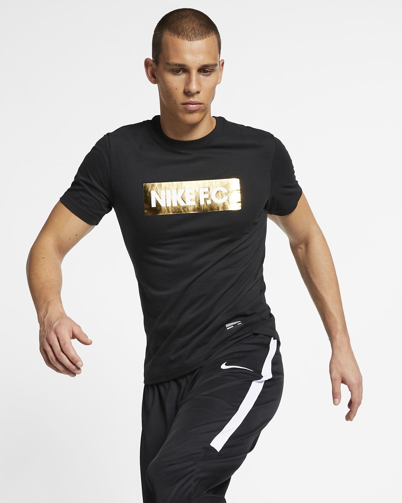 Nike F.C. Dri-FIT 男子足球T恤