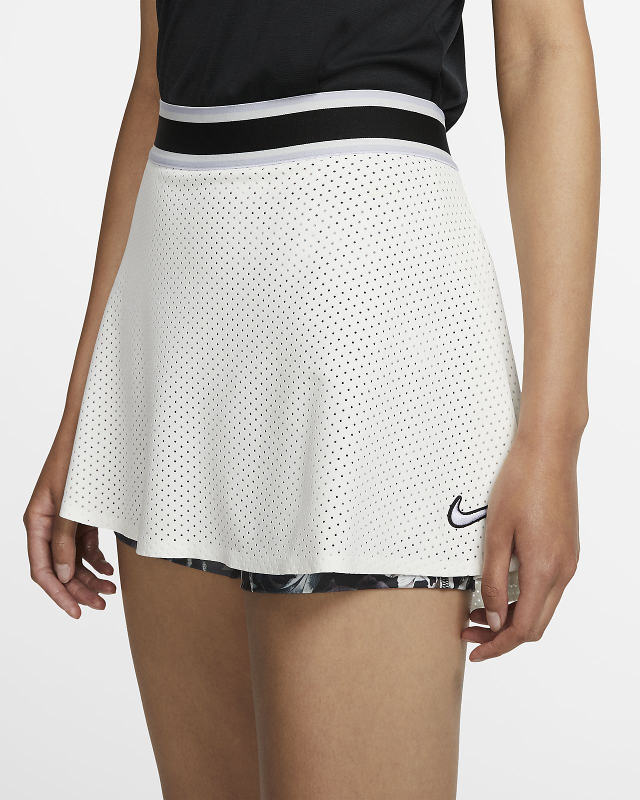 NikeCourt Dri-FIT Damen-Tennisrock