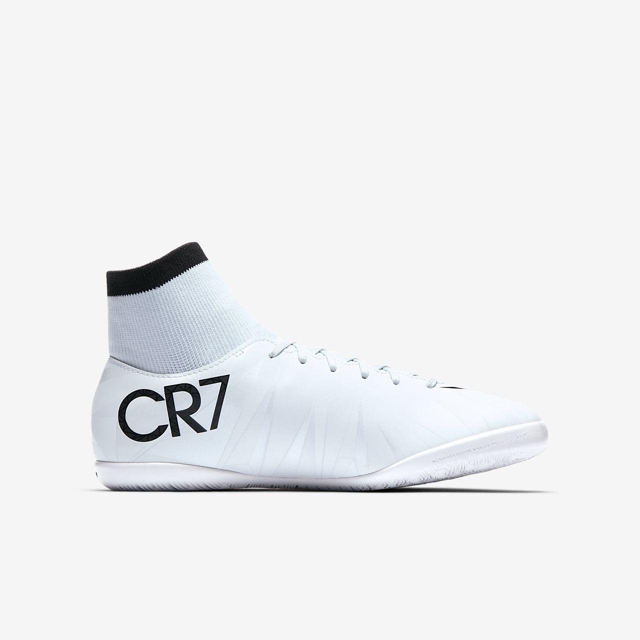 ... Nike Jr. MercurialX Victory VI Dynamic Fit CR7 Younger/Older Kids\u0027  Indoor/