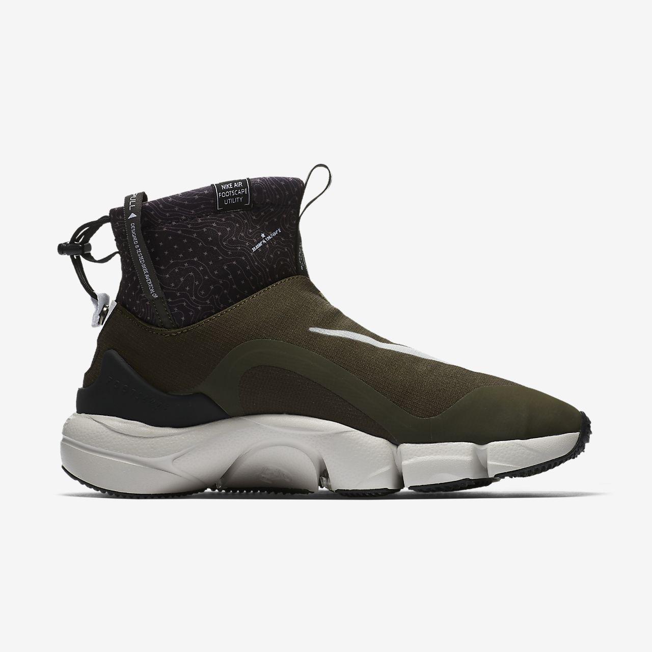 check out 8bbe8 c68e9 ... Nike Air Footscape Mid Utility Zapatillas - Hombre