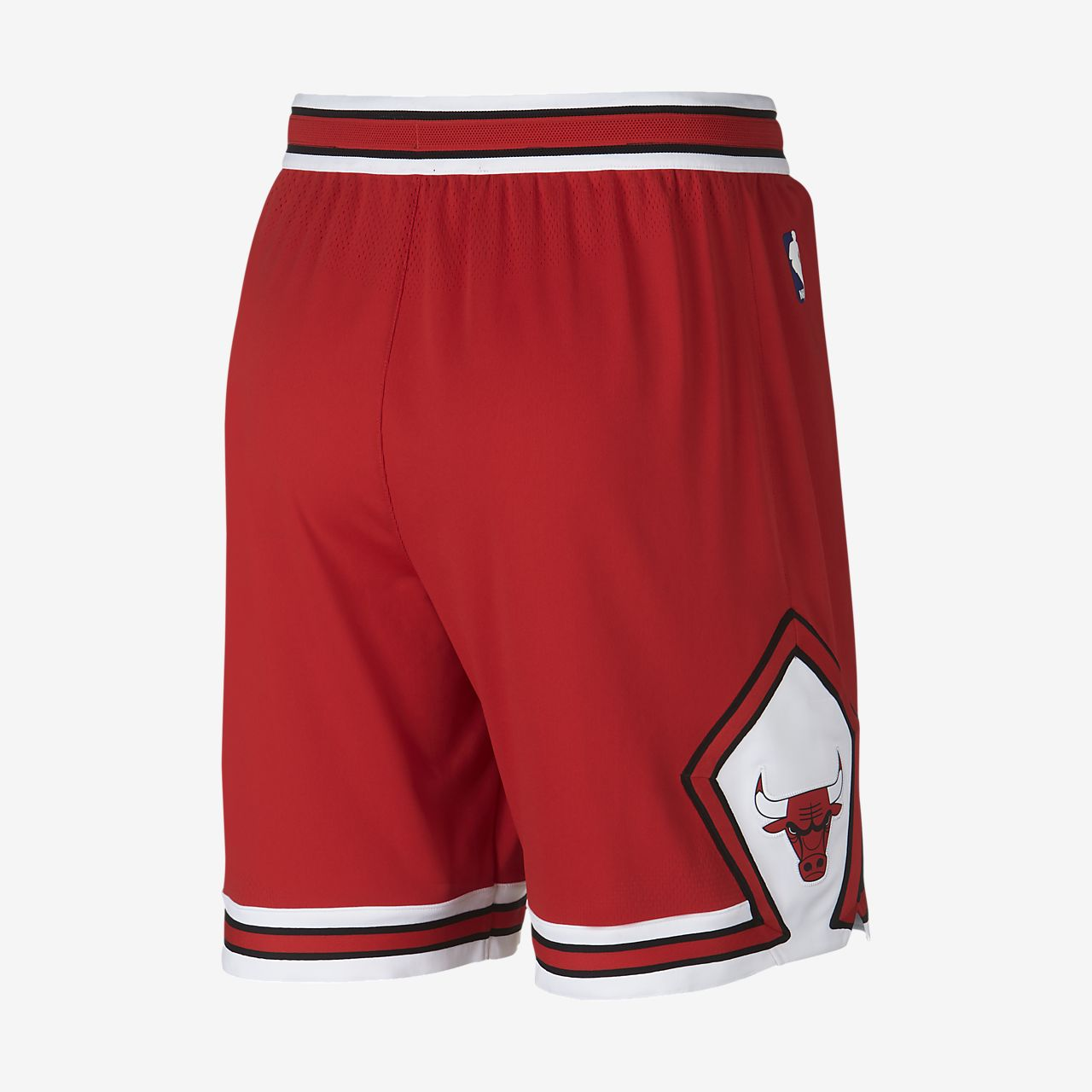 e4f20edc140 Chicago Bulls Nike Icon Edition Authentic Men's NBA Shorts. Nike.com AU