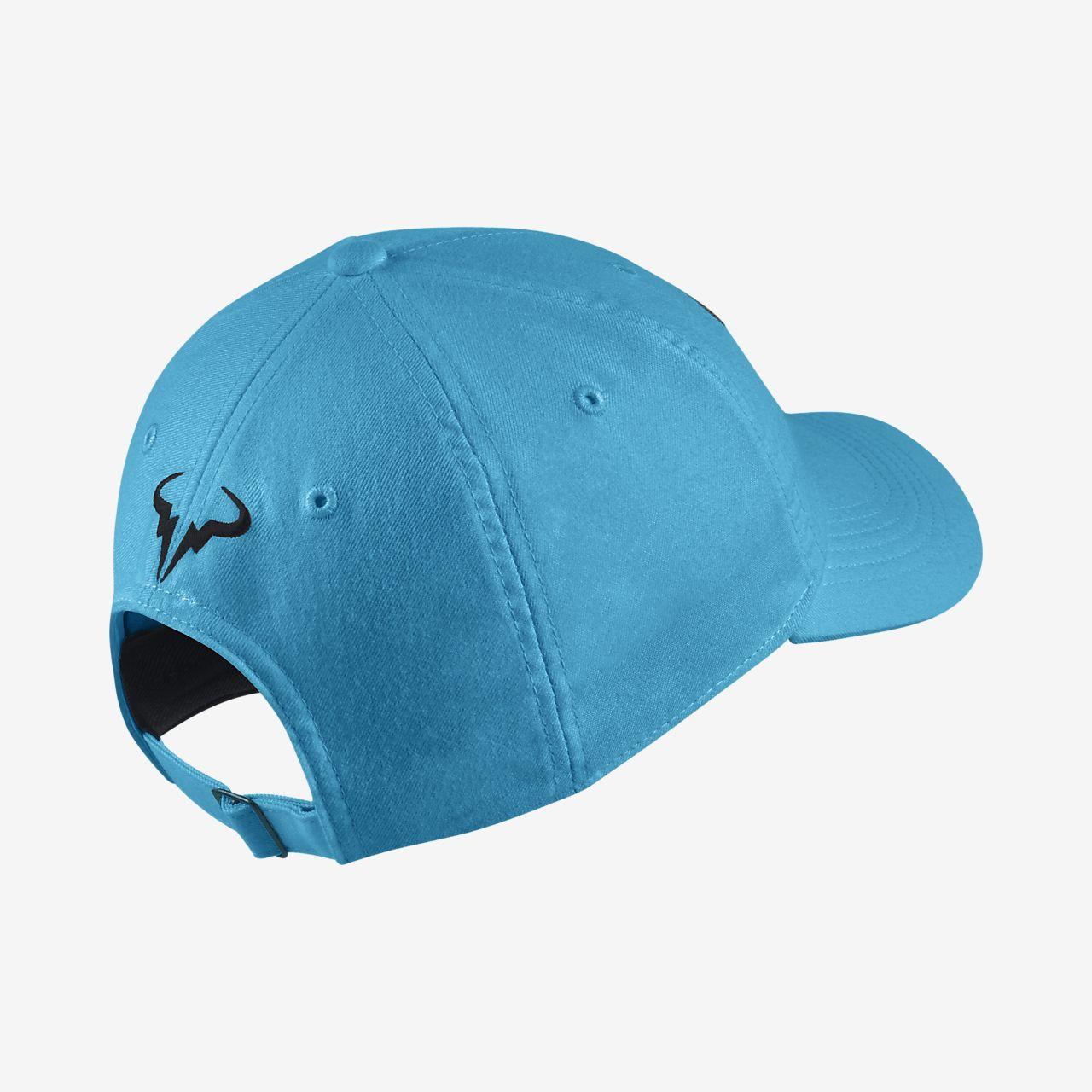 ce652fcff9ace NikeCourt AeroBill Rafa Heritage86 Tennis Hat. Nike.com ZA
