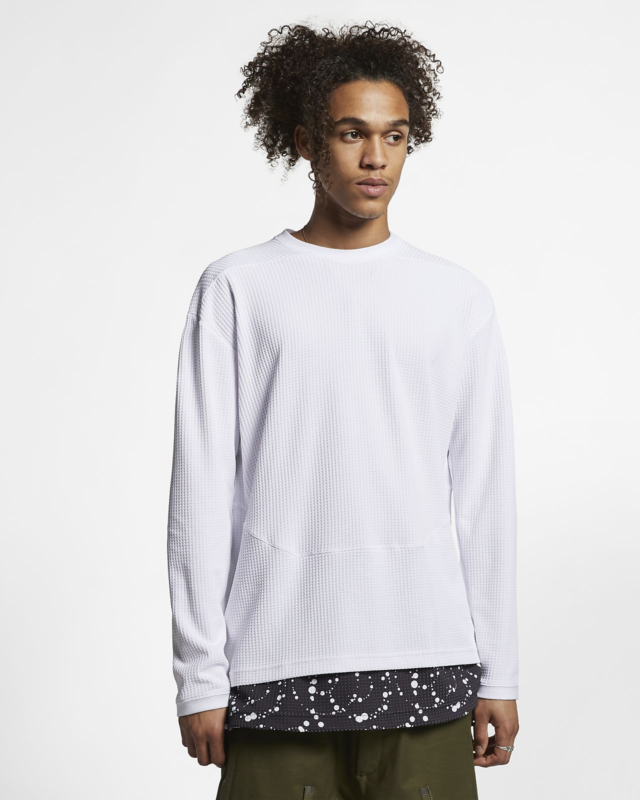 NikeLab ACG  Men's Long-Sleeve Top