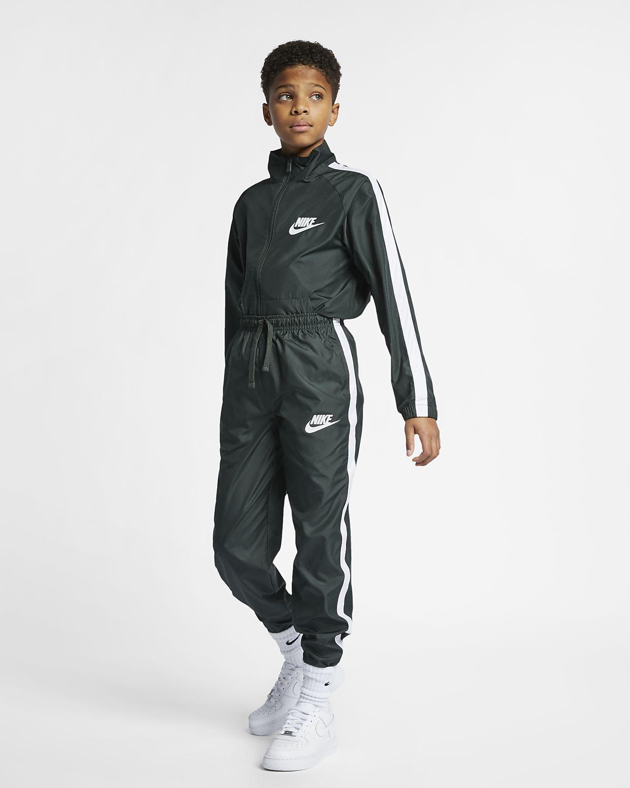 Nike Sportswear szőtt tréningruha nagyobb gyerekeknek