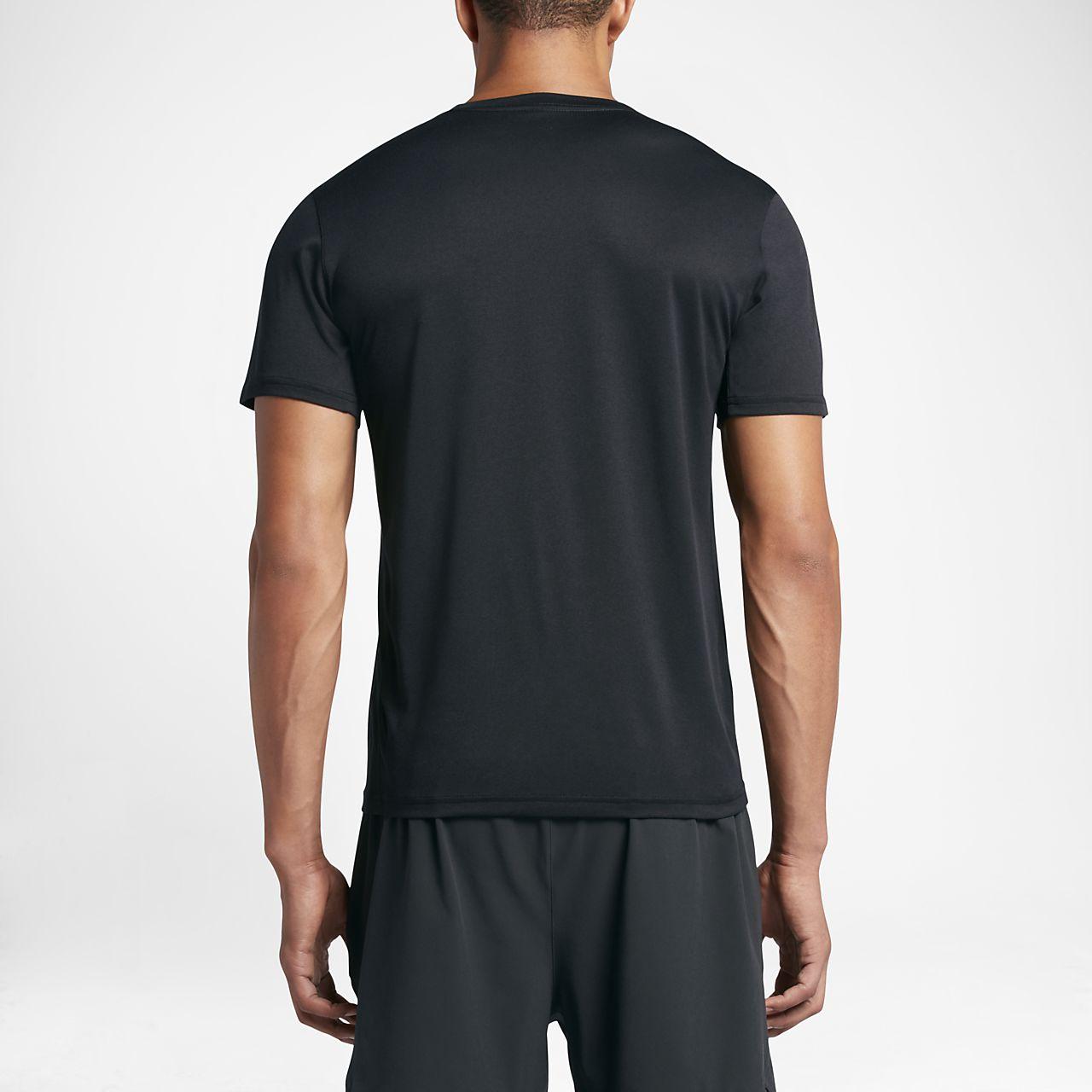 Nike Legend 2.0 Men's Training Shirts Black/Matte Silver