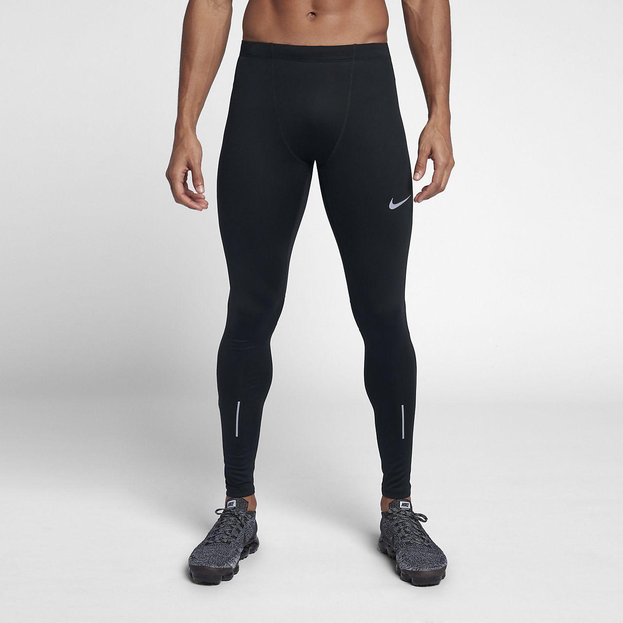 nike run men 39 s 28 5 running tights. Black Bedroom Furniture Sets. Home Design Ideas