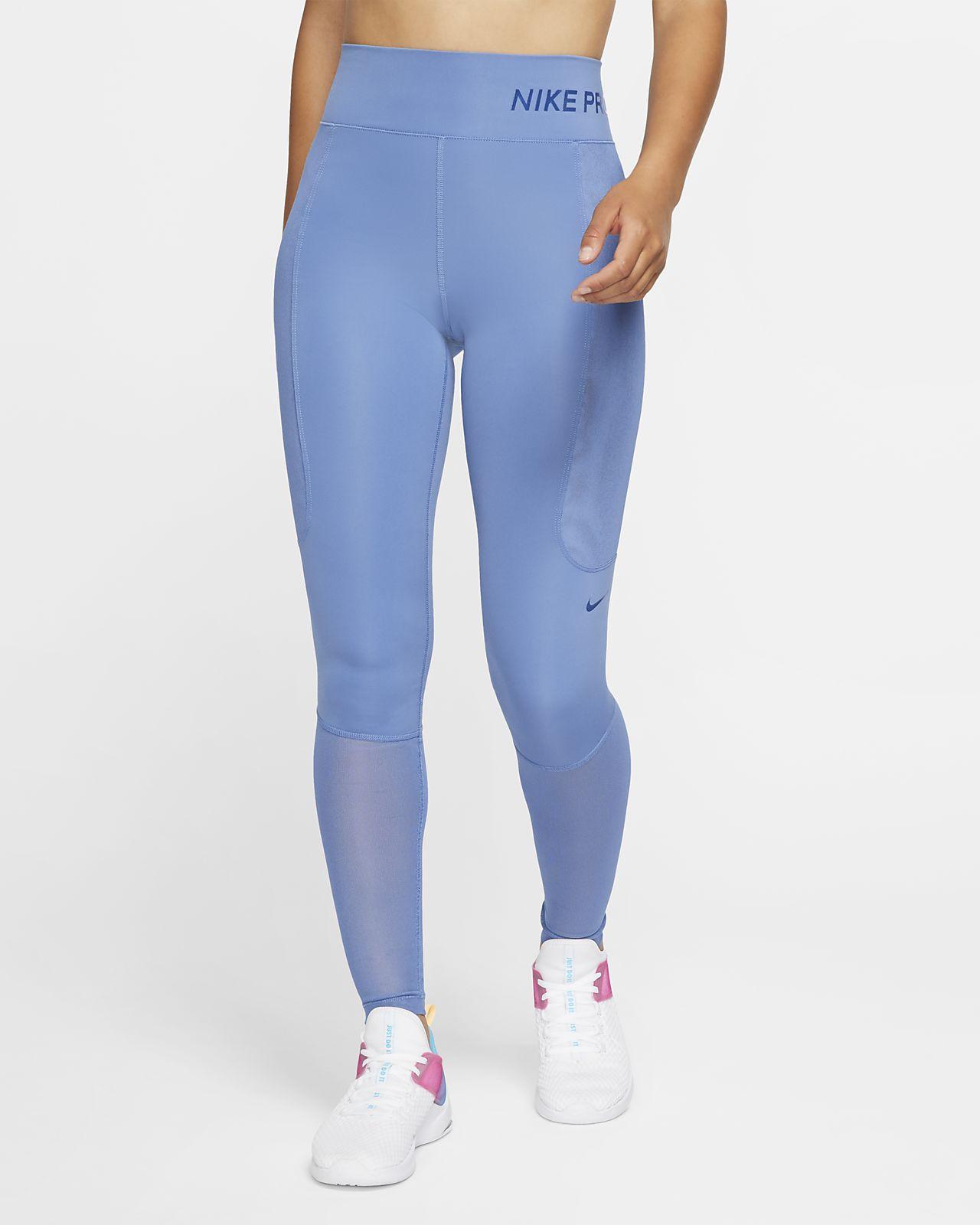 da65744113 Nike Pro HyperCool női testhezálló nadrág. Nike.com HU