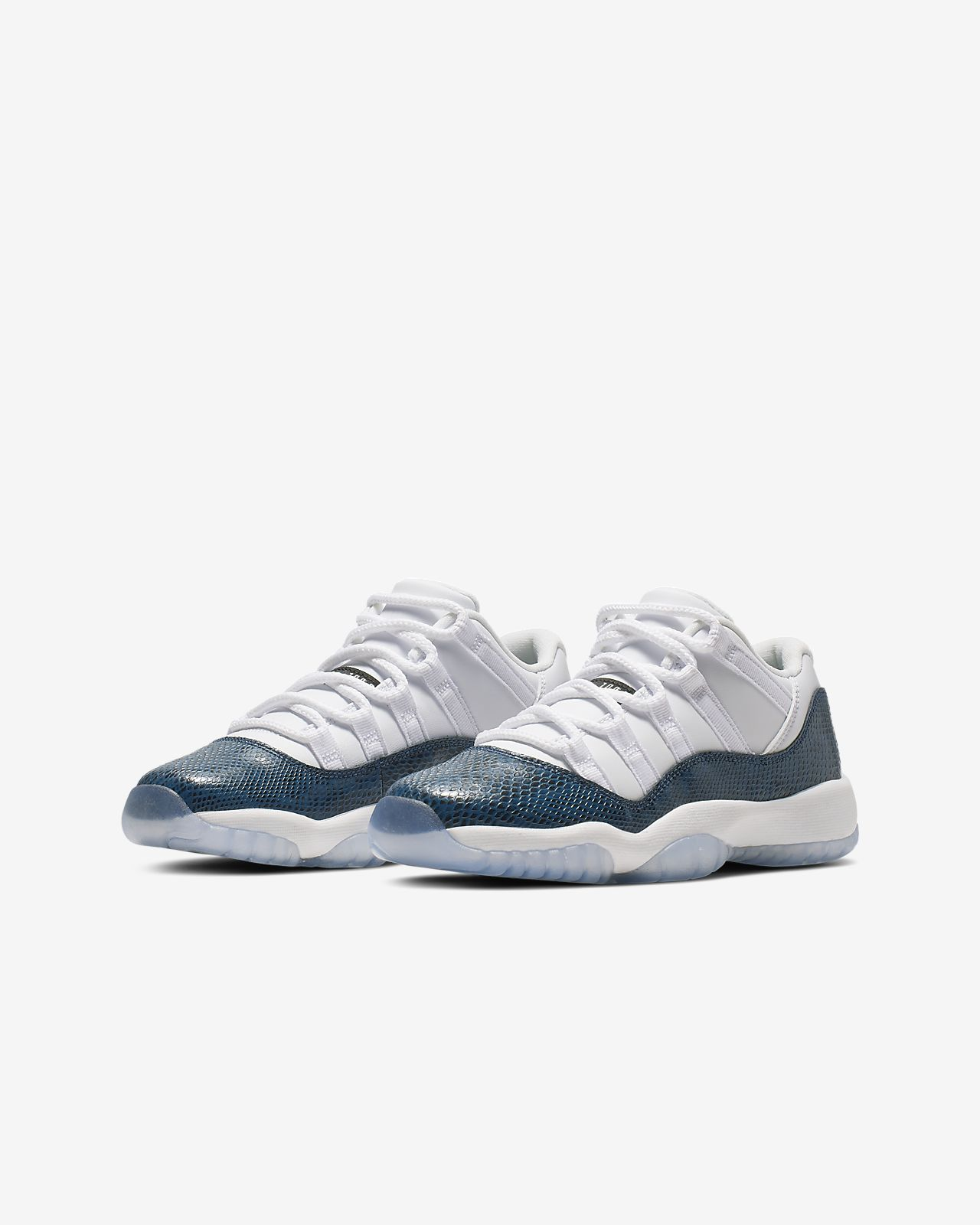 6169a2040be23a Air Jordan 11 Retro Low LE Big Kids  Shoe. Nike.com