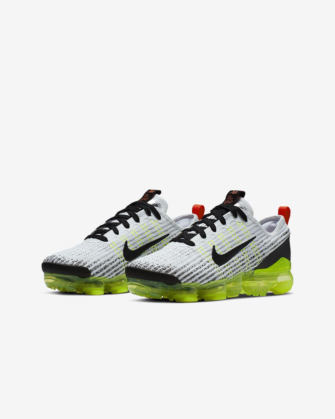 1d30962875f2 Nike Air VaporMax Flyknit 3 Older Kids  Shoe. Nike.com IN