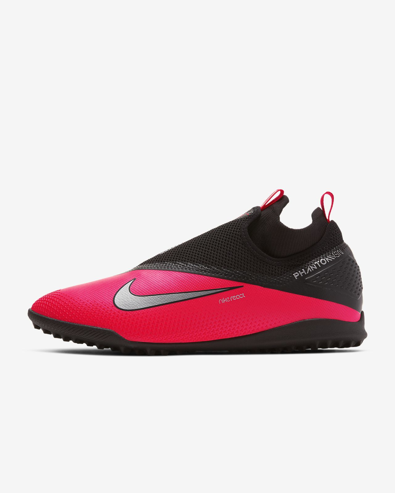 Chaussure de football pour surface synthétique Nike React Phantom Vision 2 Pro Dynamic Fit TF