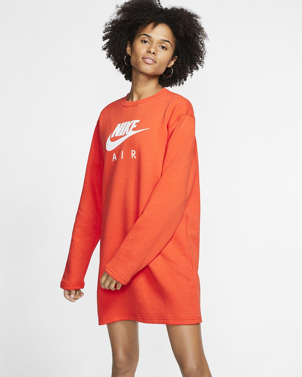 Nike Air Vestit de teixit Fleece - Dona
