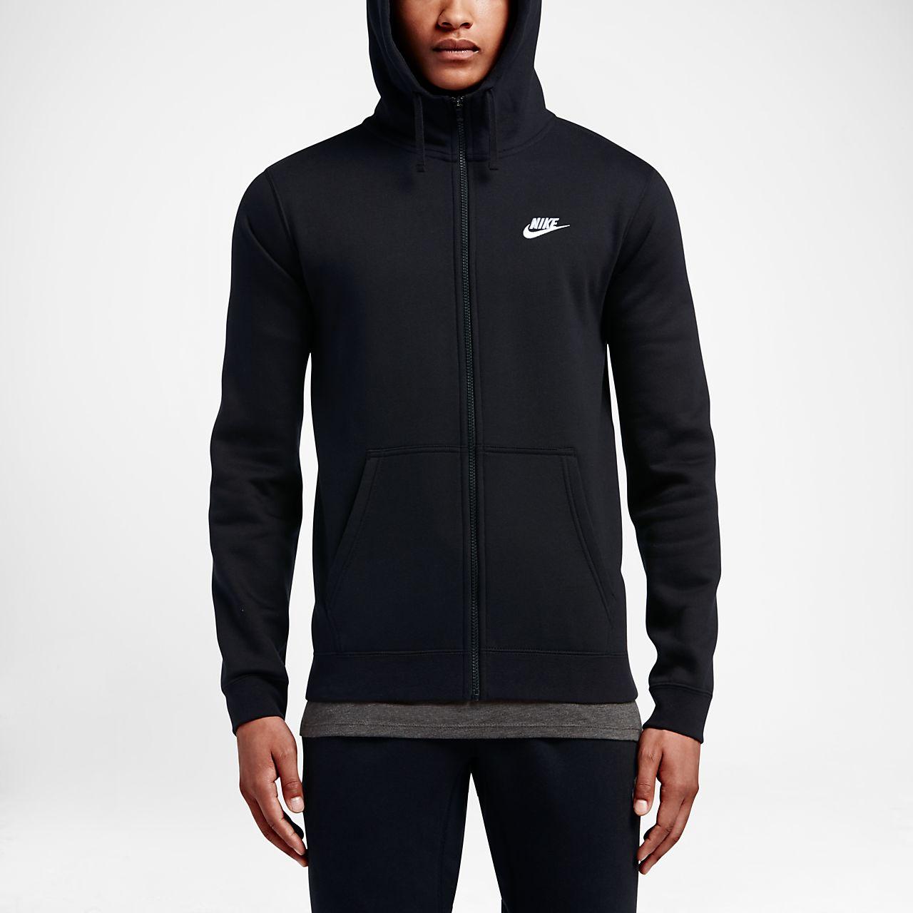 not a sample nike hoodie