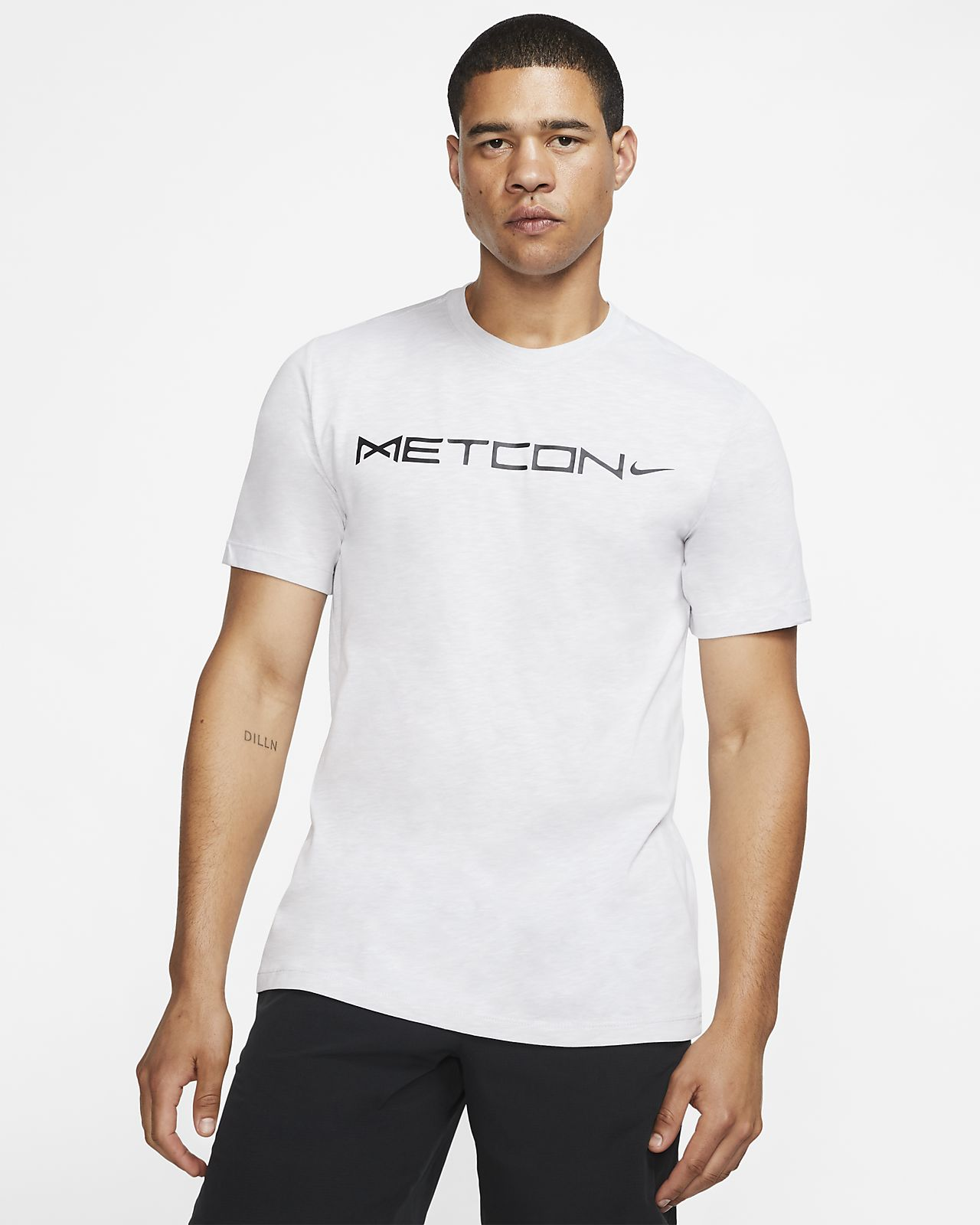 Tee-shirt de training Nike Dri-FIT « Metcon » pour Homme