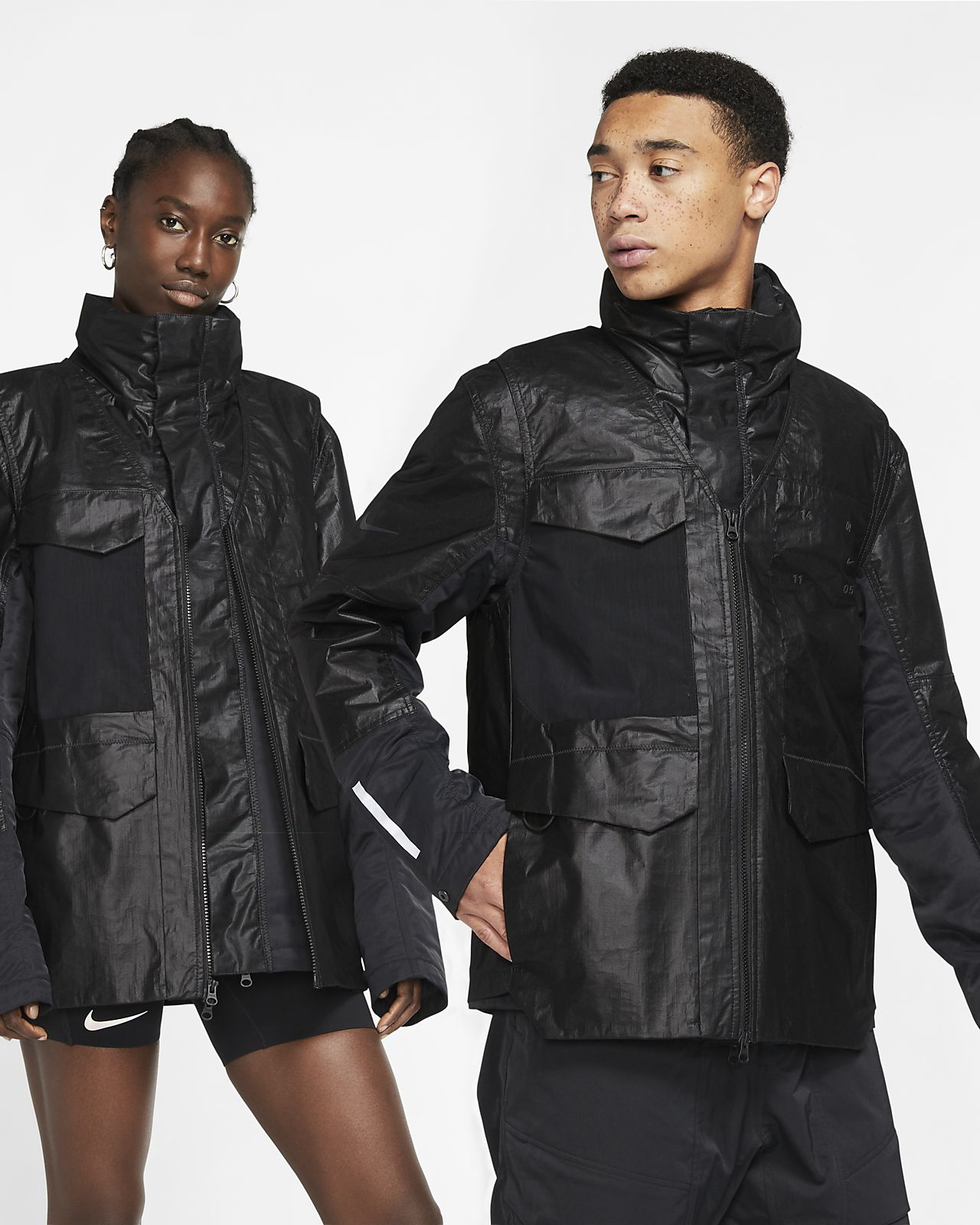 Nike Sportswear Tech Pack Synthetic-Fill 3-in-1 Jacket