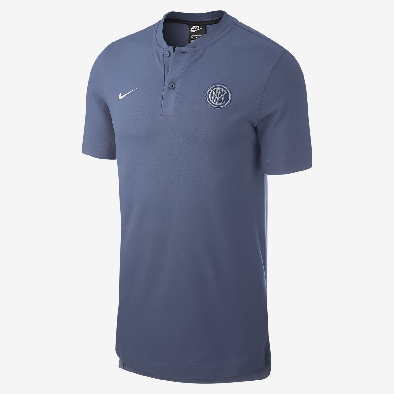 Ανδρική μπλούζα πόλο Inter Milan Grand Slam. Nike.com GR cc326b71ba2