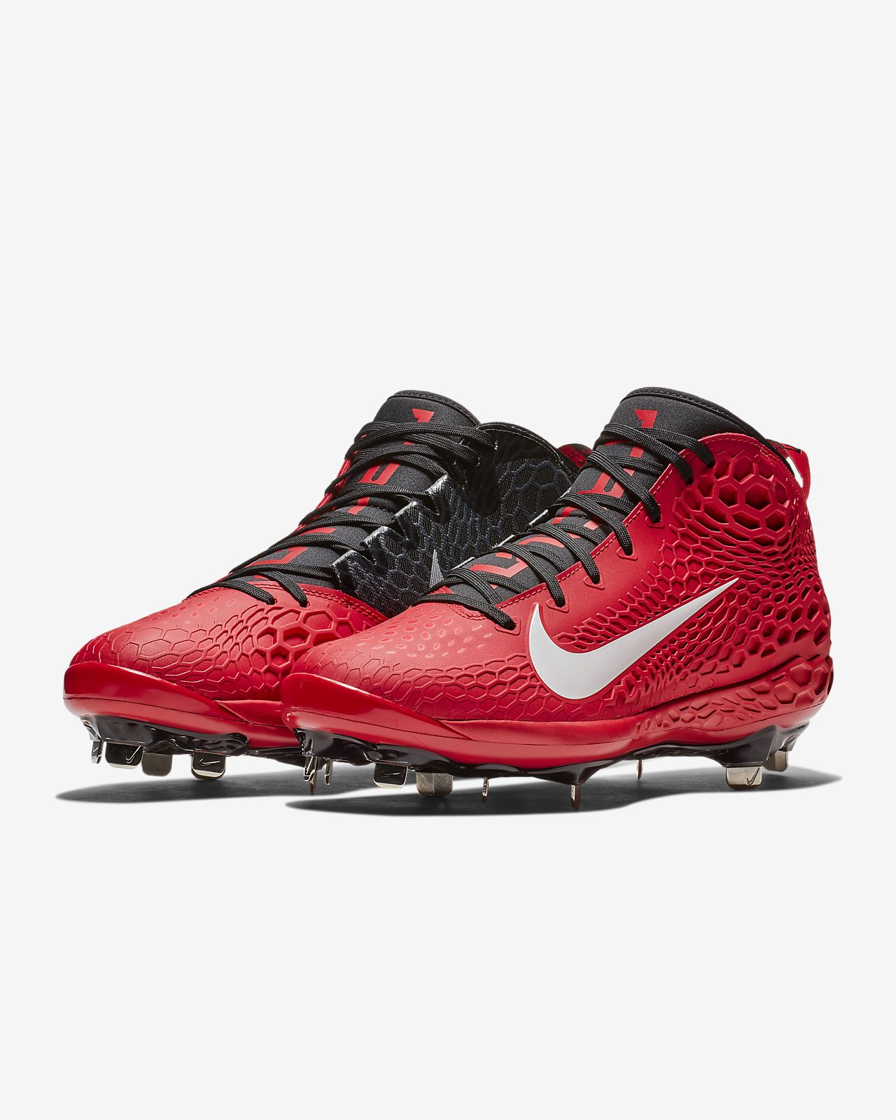 new style 49f17 fb21a ... Nike Force Zoom Trout 5 Mens Baseball Cleat