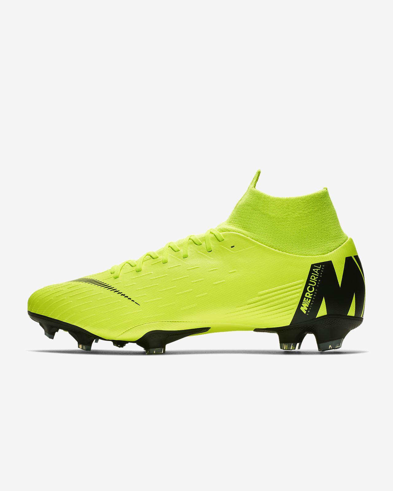 buy online da300 fc38e ... release date chaussure de football à crampons pour terrain sec nike  mercurial superfly vi pro 2d3f3