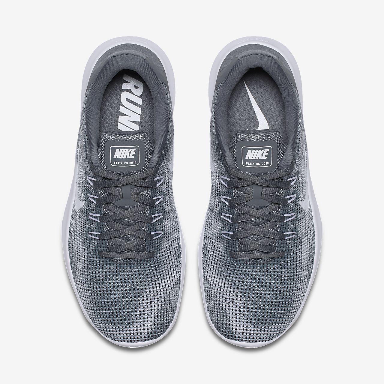 Günstig Nike Performance Grau Flex 2016 Run Laufschuh