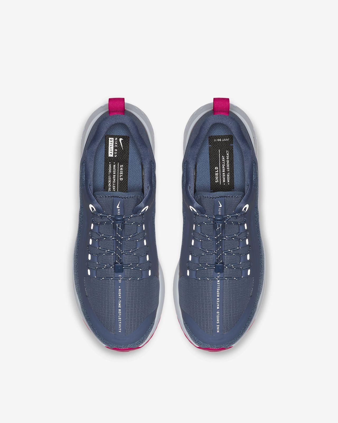 6b518f3bf8c78 Nike Legend React Shield Older Kids  Running Shoe. Nike.com CA