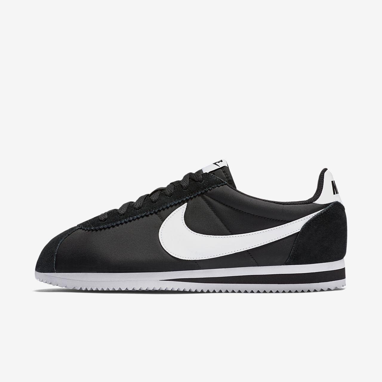 super popular 98a82 54e23 ... Scarpa Nike Classic Cortez Nylon - Unisex