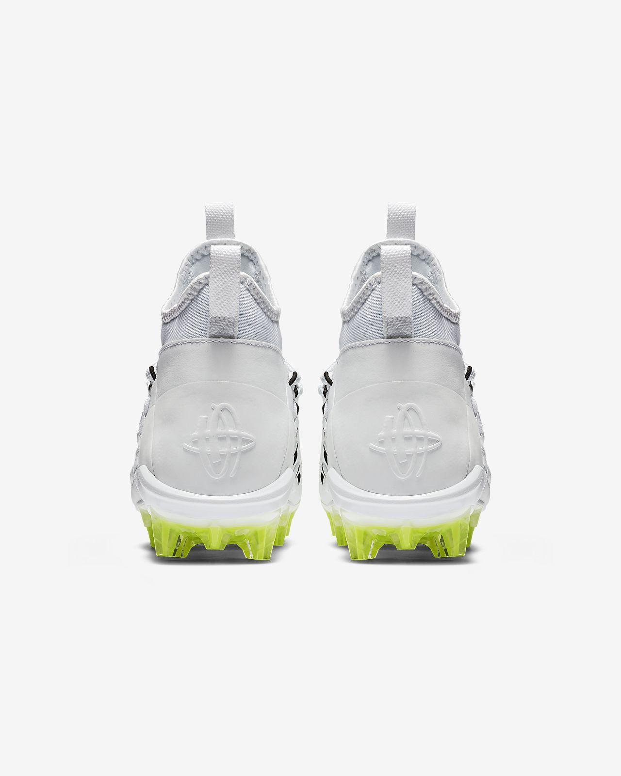 8e83d5c5bc9 Nike Alpha Huarache 6 Elite LAX Lacrosse Cleat. Nike.com