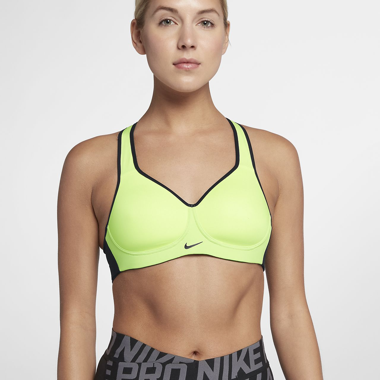 ... Nike Rival Women's High-Support Sports Bra