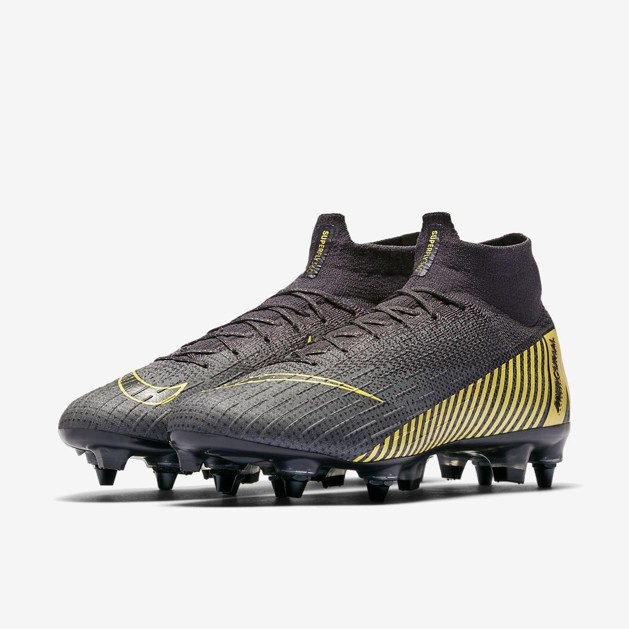 the latest 9255a 0f78a Nike Mercurial Superfly 360 Elite SG-PRO Anti-Clog Soft-Ground Football Boot