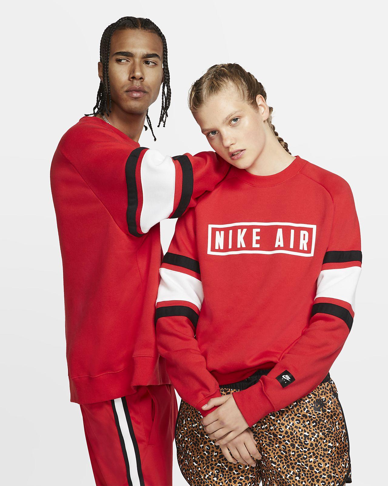 Sudadera de tejido Fleece Nike Air