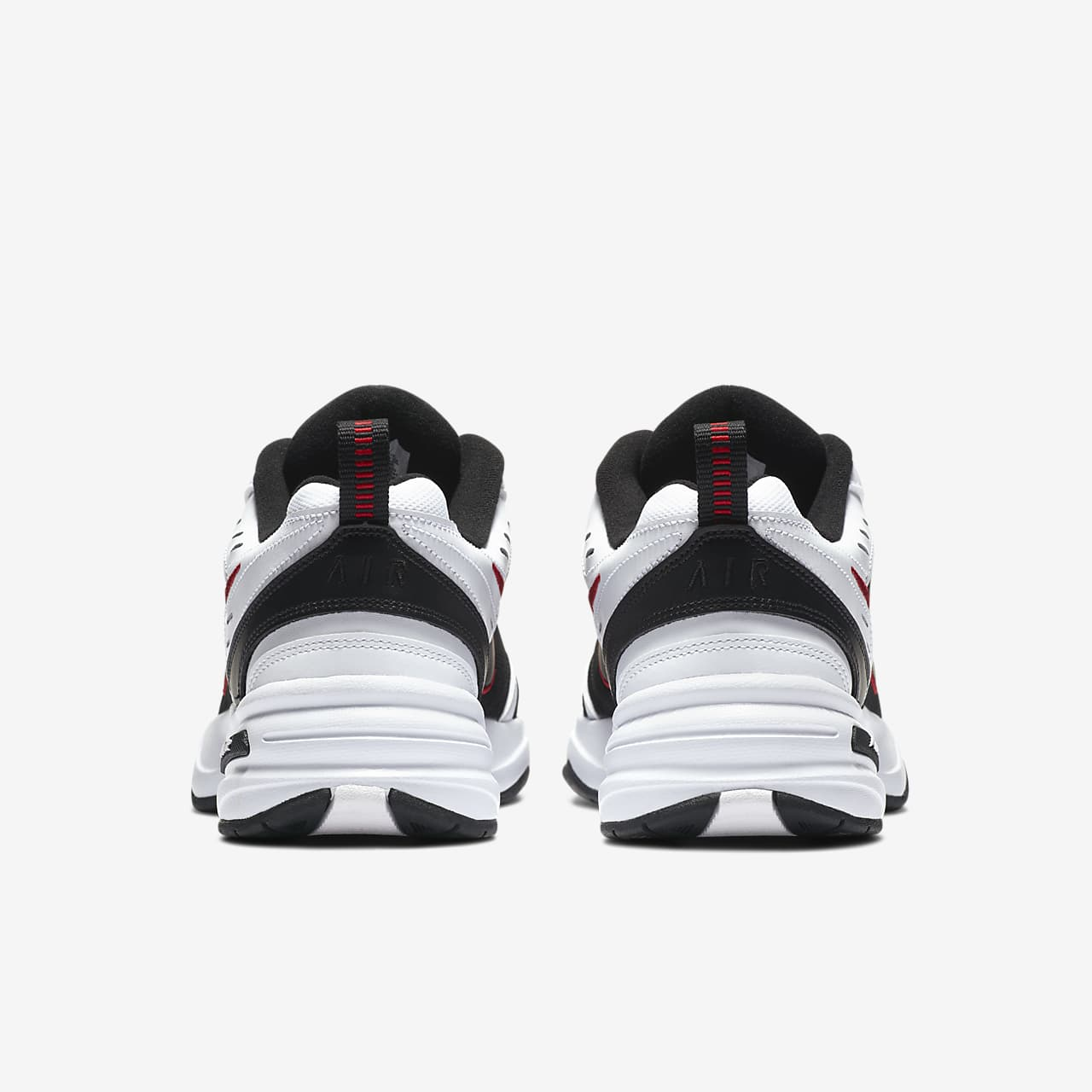 Cipő NIKE Air Monarch Iv 415445 101 WhiteBlack Sneakers
