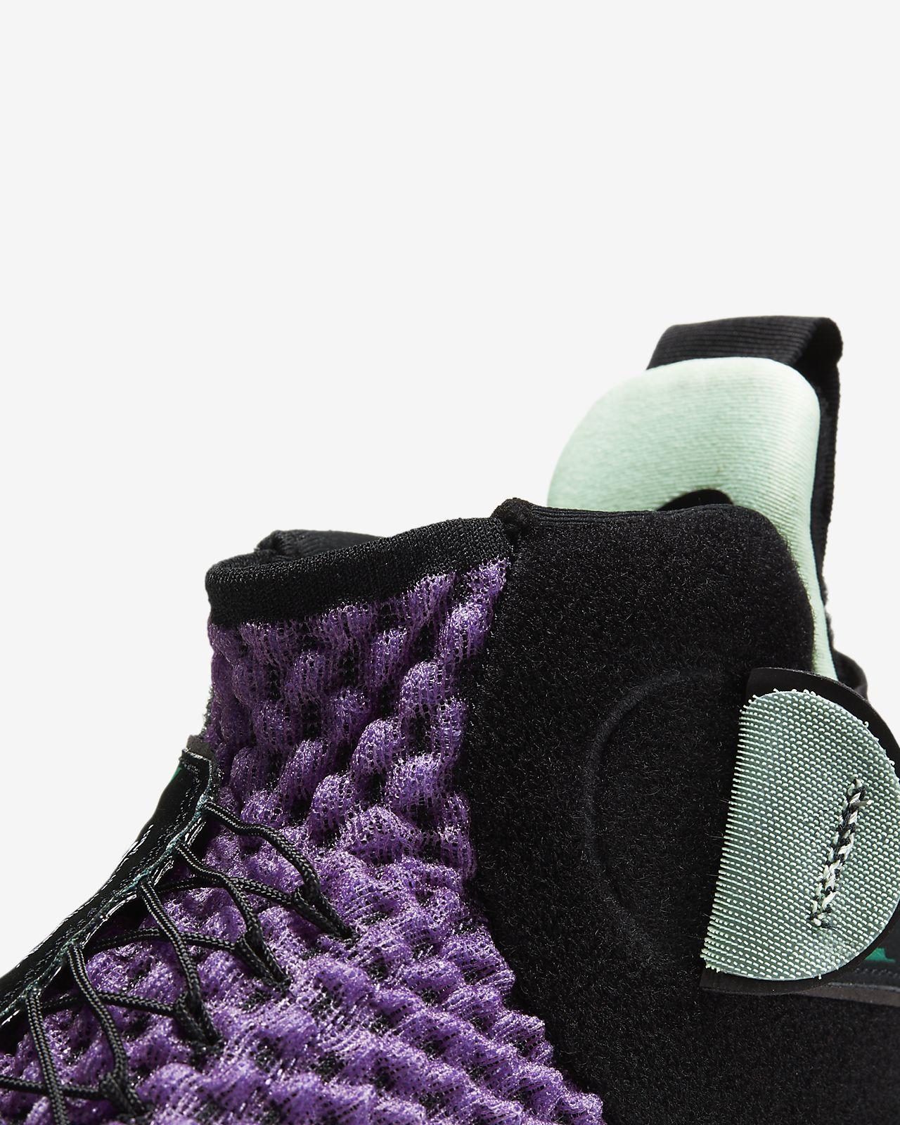 Nike Air Zoom UNVRS FlyEase Basketball Shoe (Vivid Purple
