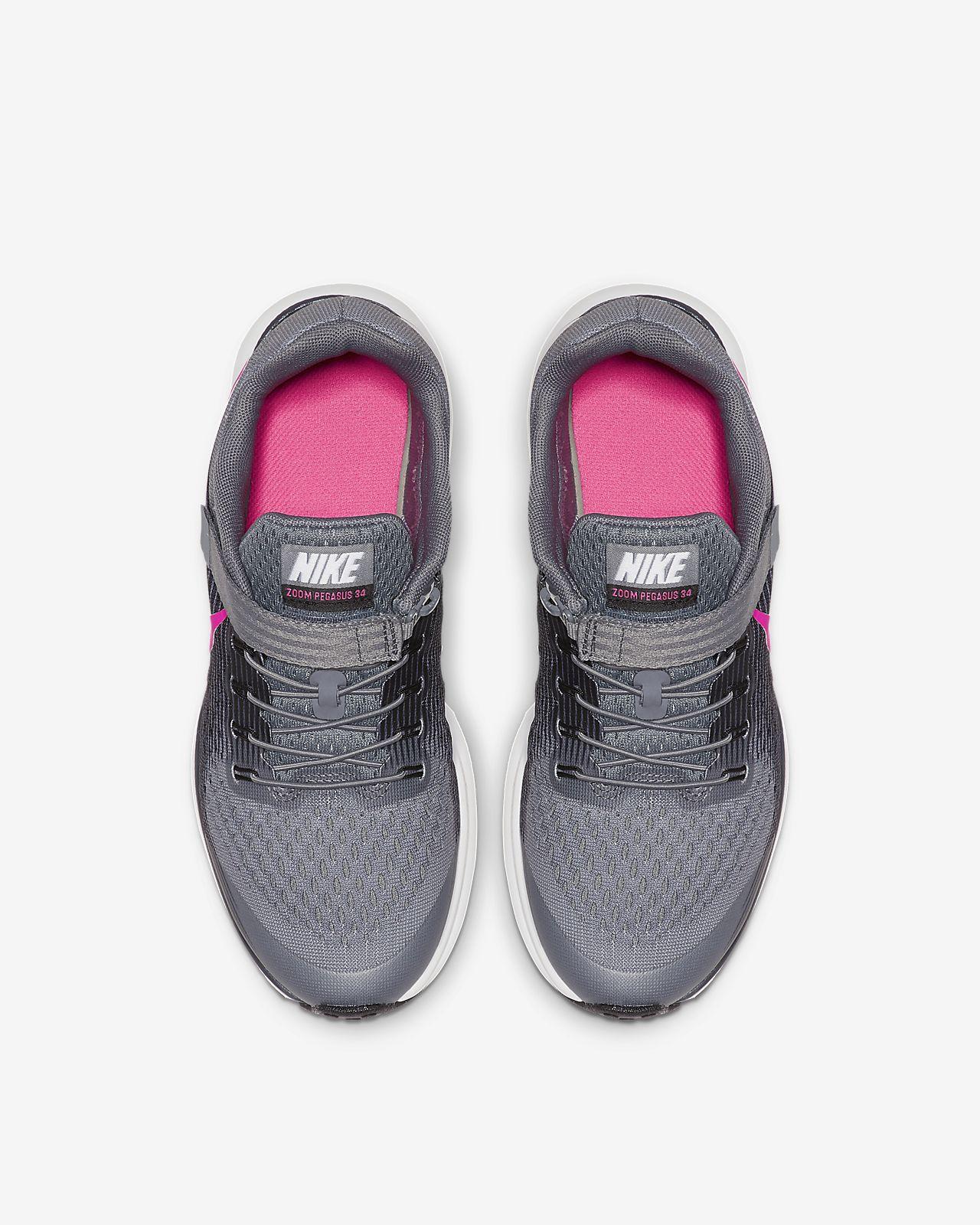 34ff02c58 ... Nike Air Zoom Pegasus 34 FlyEase Zapatillas de running - Niño a y niño a
