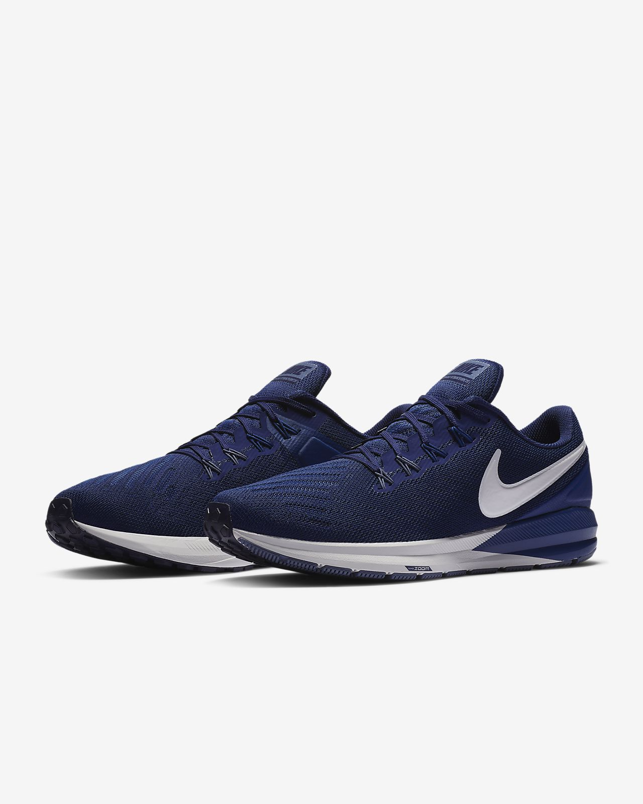 hot sale online 301ad 8178f Nike Air Zoom Structure 22 Men's Running Shoe