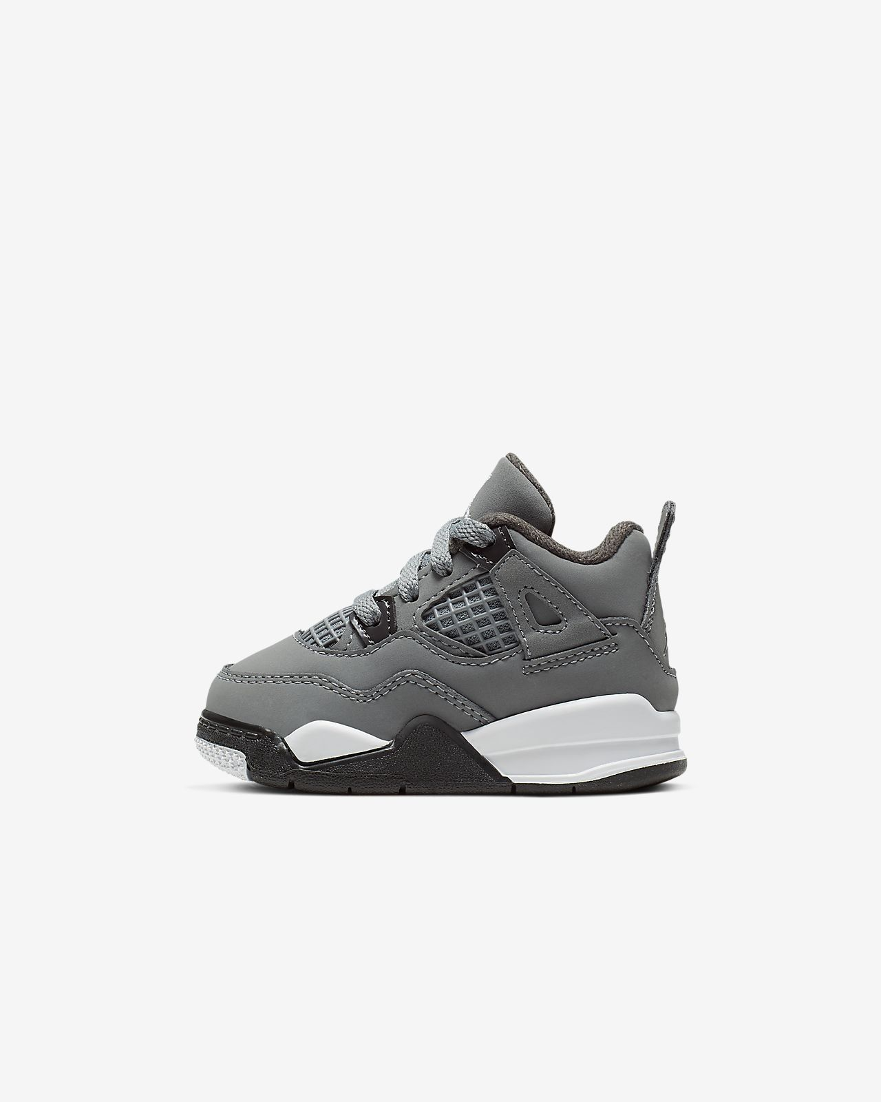 best loved 427bf 72dfb Air Jordan 4 Retro Baby & Toddler Shoe