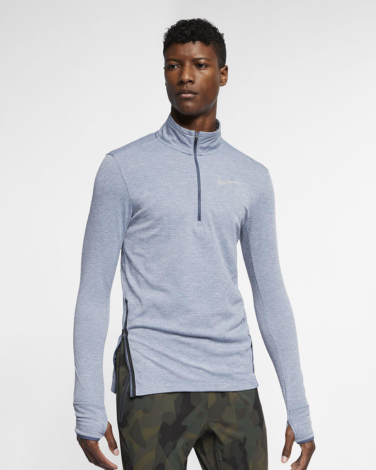 Nike Therma Sphere Element Men's 1/2-Zip Running Top