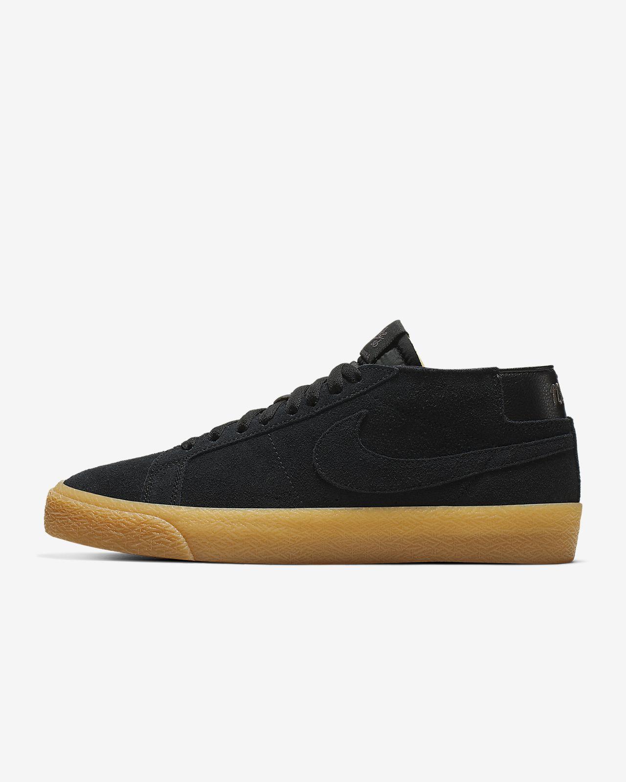 Skateboardsko Nike SB Zoom Blazer Chukka för män