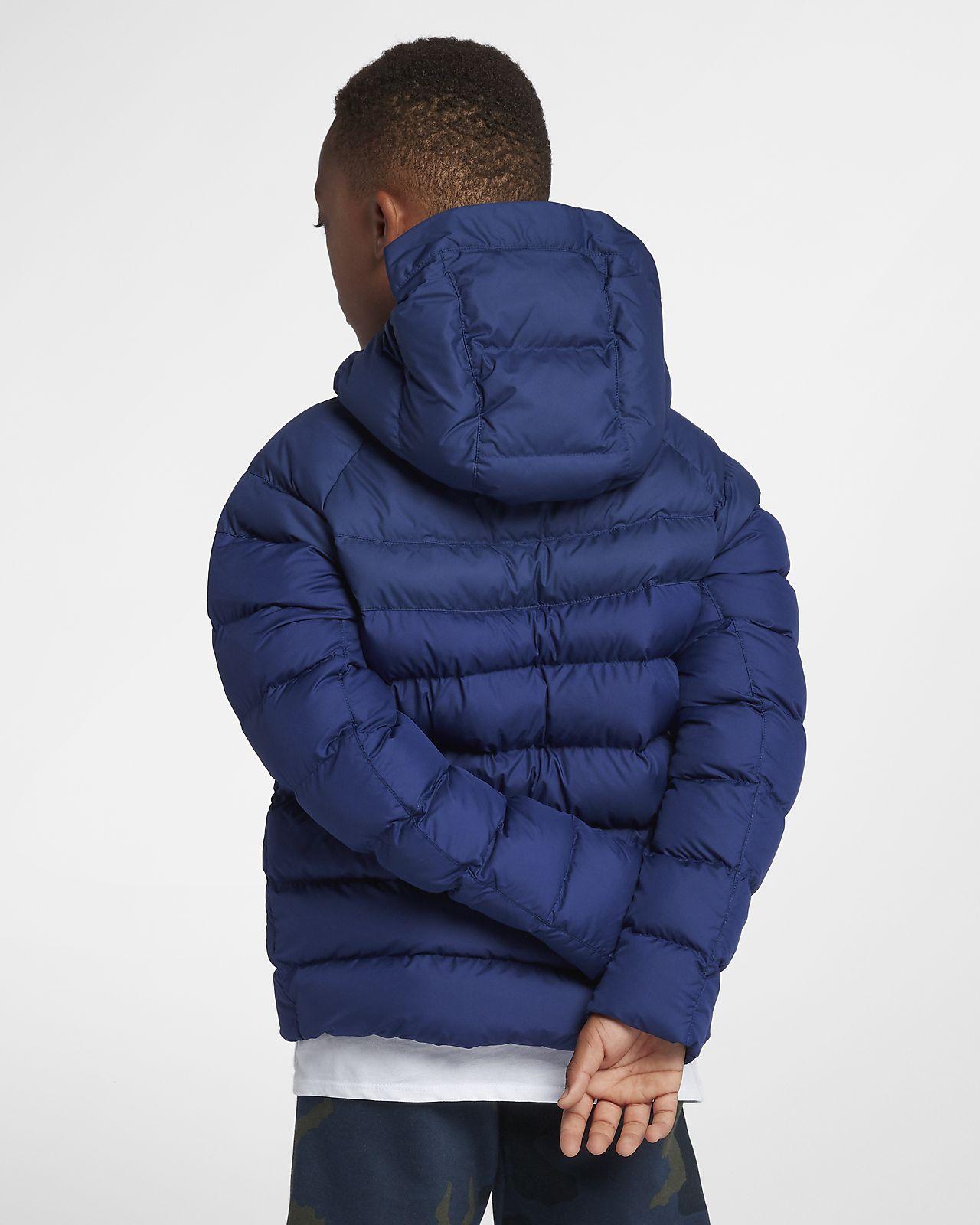 da666a25ffcd Nike Sportswear Big Kids  Synthetic Fill Jacket. Nike.com