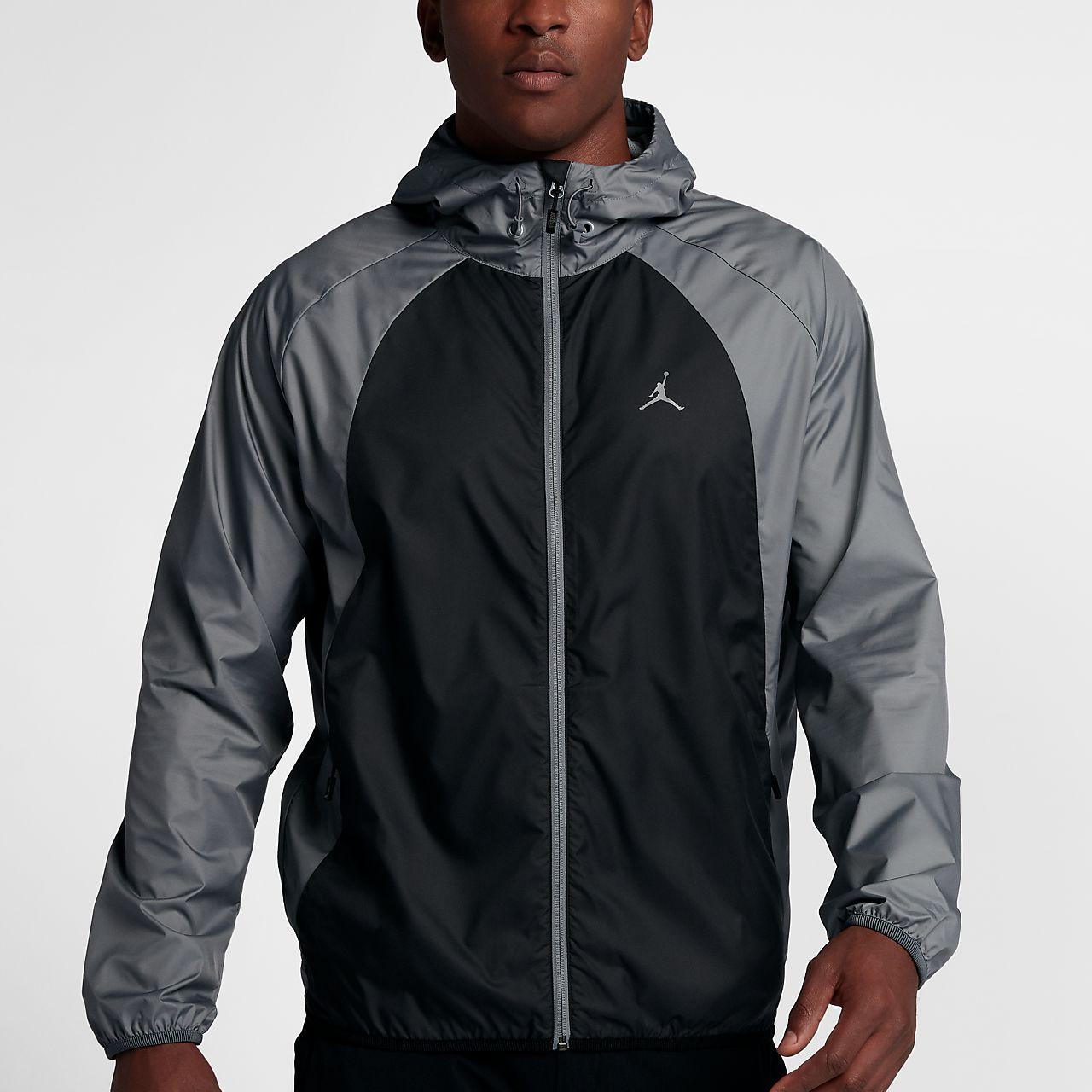 ... Jordan Sportswear Wings Windbreaker Men's Jacket