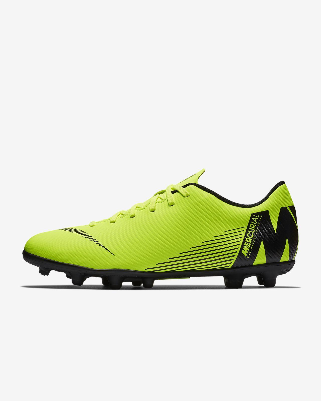 sports shoes 0154b 4d3de Nike Mercurial Vapor XII Club Botas de fútbol para múltiples superficies
