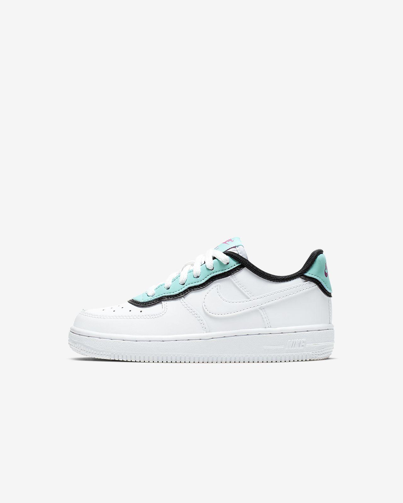 Nike Force 1 LV8 1 DBL Little Kids' Shoe