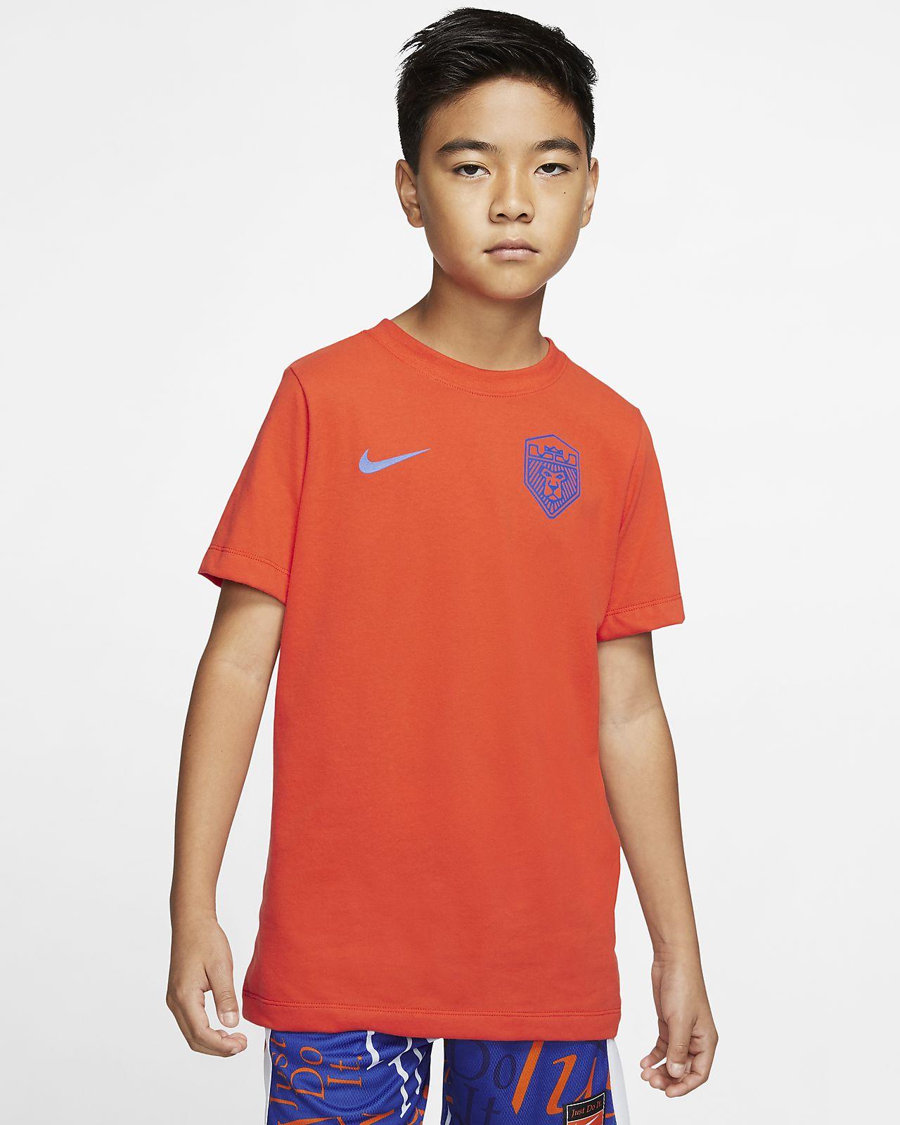 Nike Dri-FIT LeBron Big Kids' (Boys') Training T-Shirt