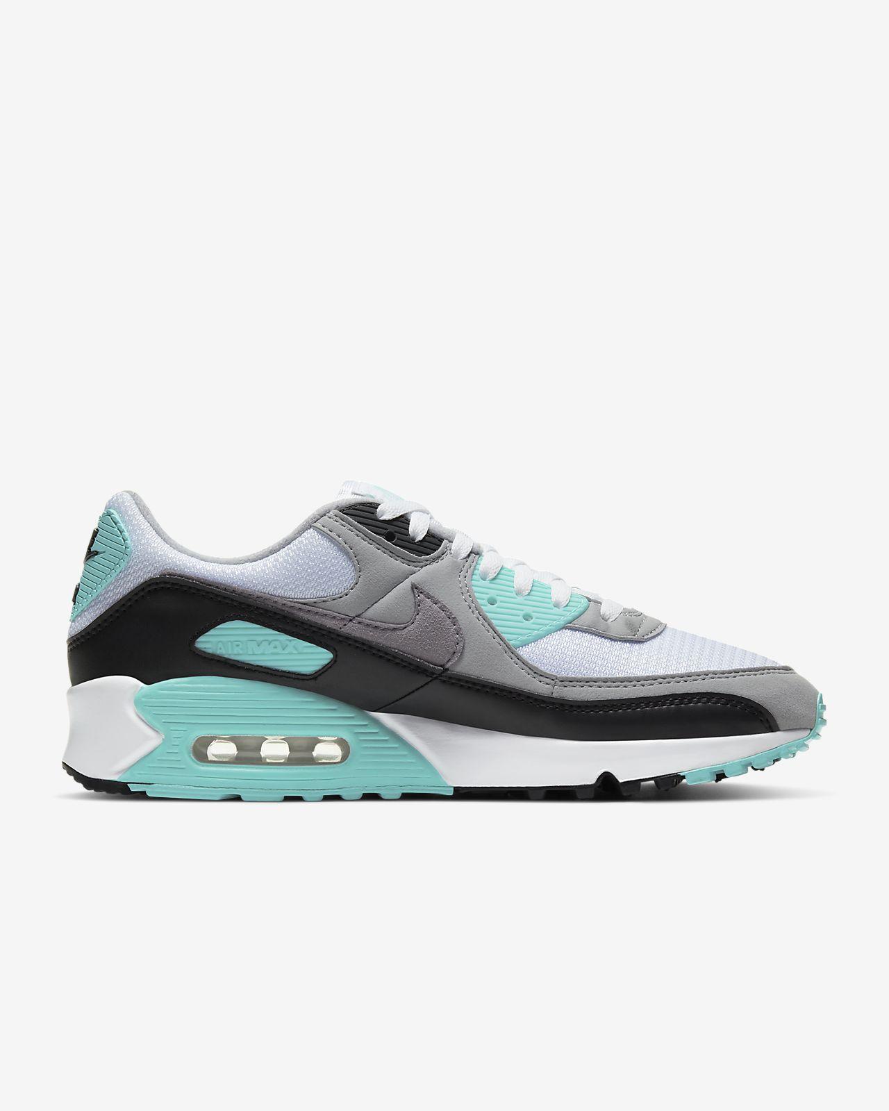 nike air max 90 uomo grey blue