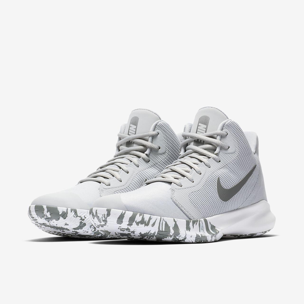 new style 90560 2f03d Nike Precision III Basketball Shoe