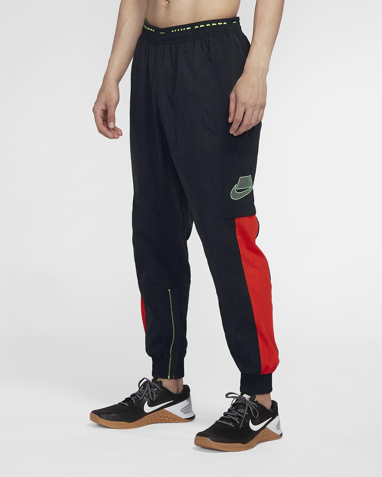 กางเกงเทรนนิ่งผู้ชาย Nike Dri-FIT Flex