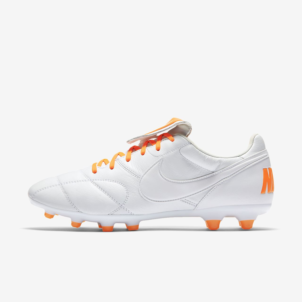 aeff992bdc8dbd Scarpa da calcio per terreni duri Nike Premier II FG. Nike.com IT
