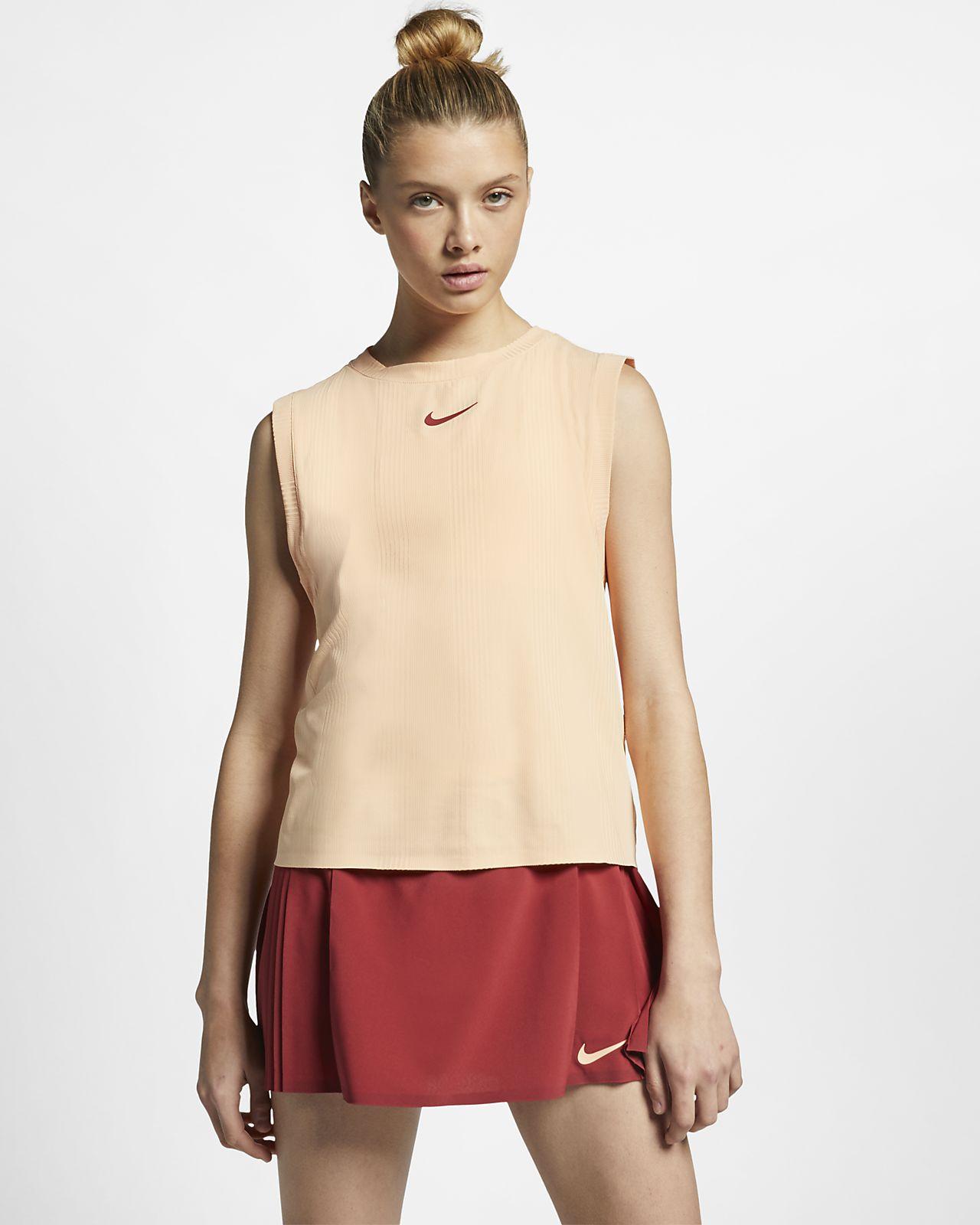 Женская теннисная майка NikeCourt Dri-FIT Maria