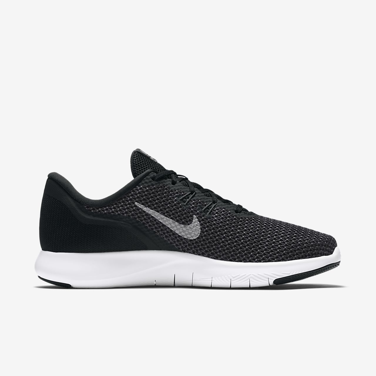 Nike Flex Trainer 4 Trainers Womens Sports footwear Womens Trainers COLOUR-black/pink